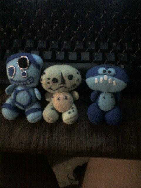 crash of the titans toys