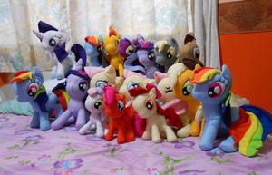 Pony My Little Pony EVERYWHERE! by Legadema