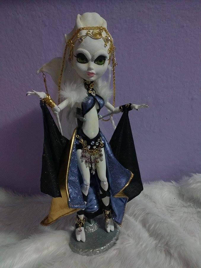 Hylden custom doll by Legadema