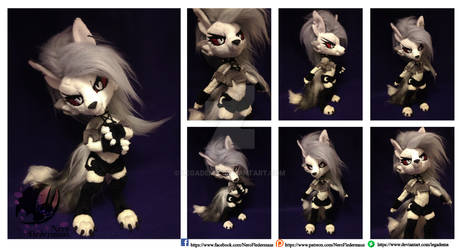 Custom possable doll Loona
