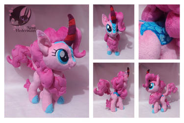 Kirinpie custom plush