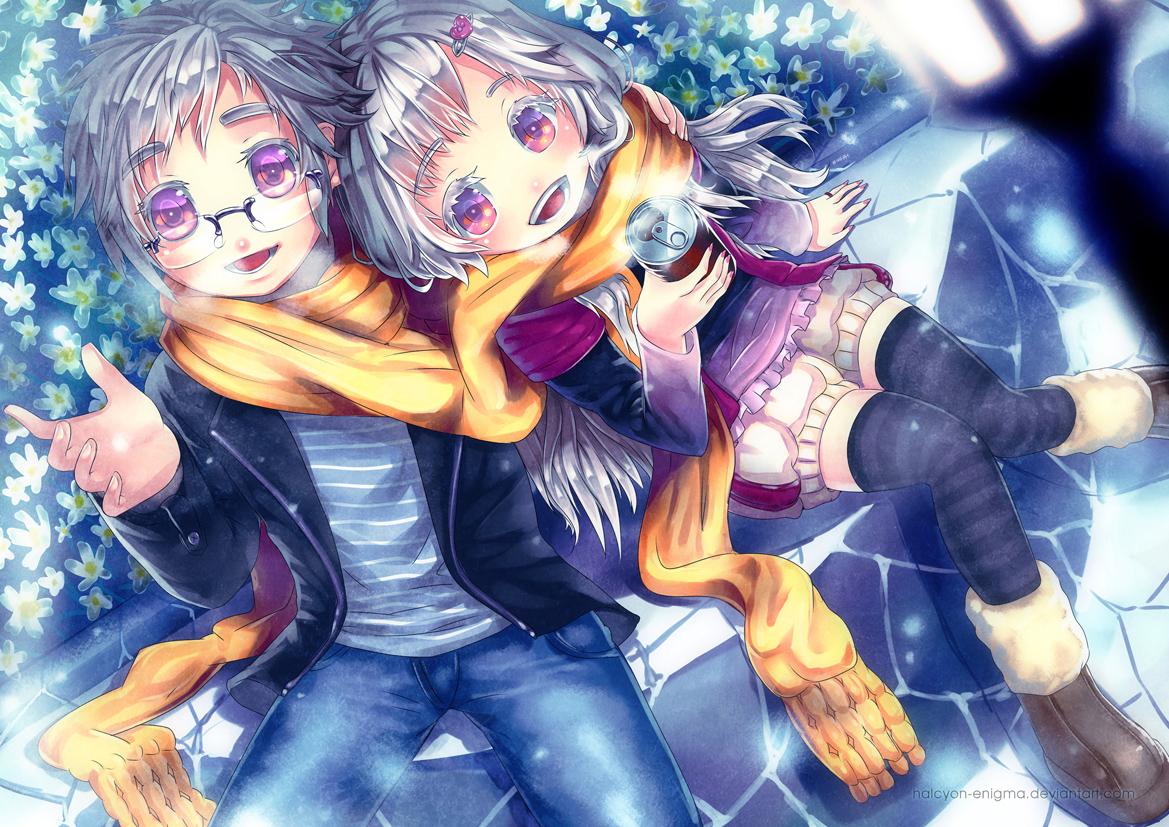 Kiseki - Winter by Halcyon-Enigma