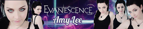 Meadd Banner Amy lee by WWEMoments