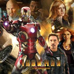 Iron man by WWEMoments