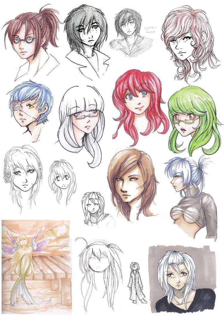 how to draw manga better