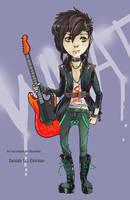 Custom Adopt Rocker by MissPinks