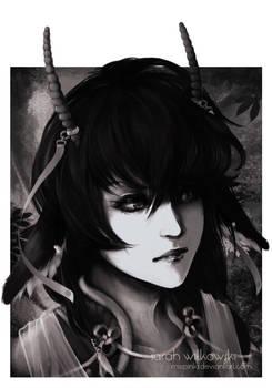 C Portrait: Harpy