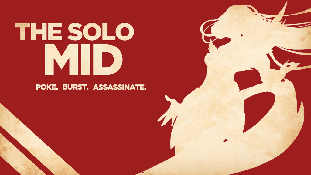 Solo Mid Wallpaper by Welterz on DeviantArt