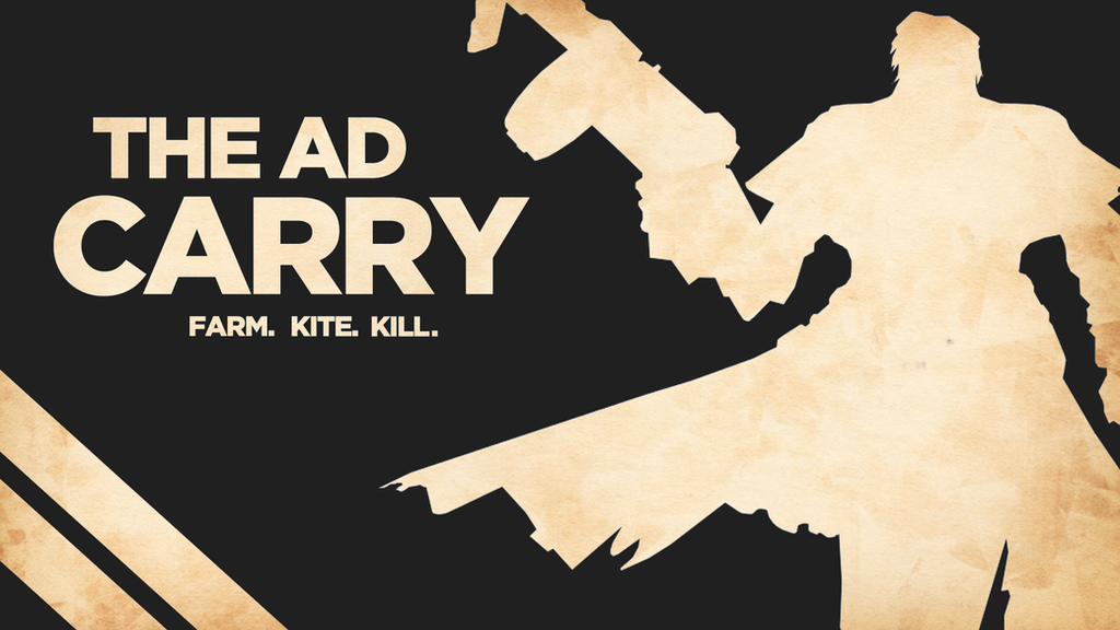 AD Carry Wallpaper by Welterz on DeviantArt