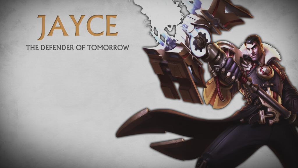 Jayce Wallpaper By Welterz
