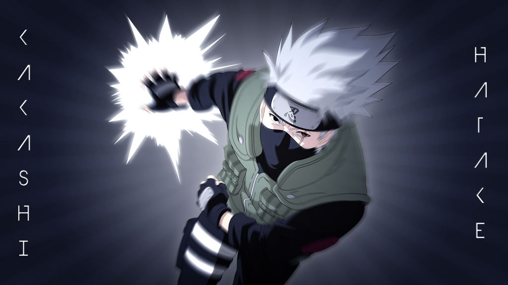 Kakashi Hatake Wallpaper By Welterz On Deviantart