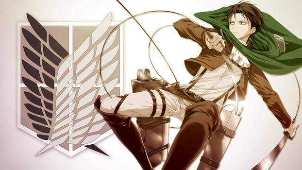 Attack on Titan - Levi v2 by Welterz