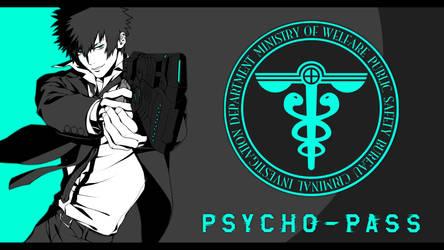 Psycho Pass Wallpaper