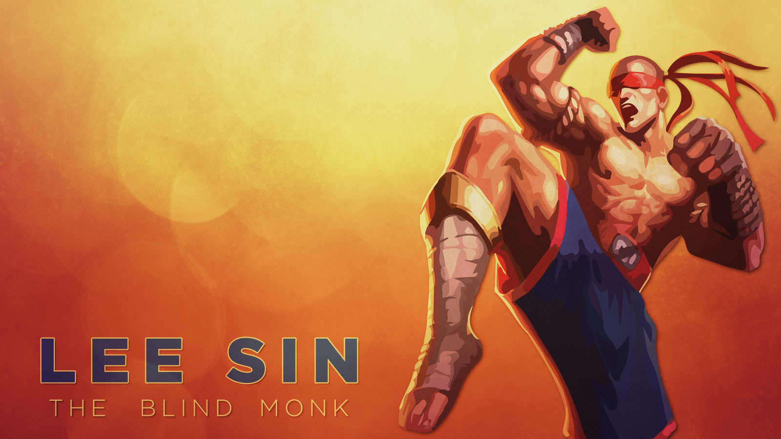 lee sin wallpaper - photo #31