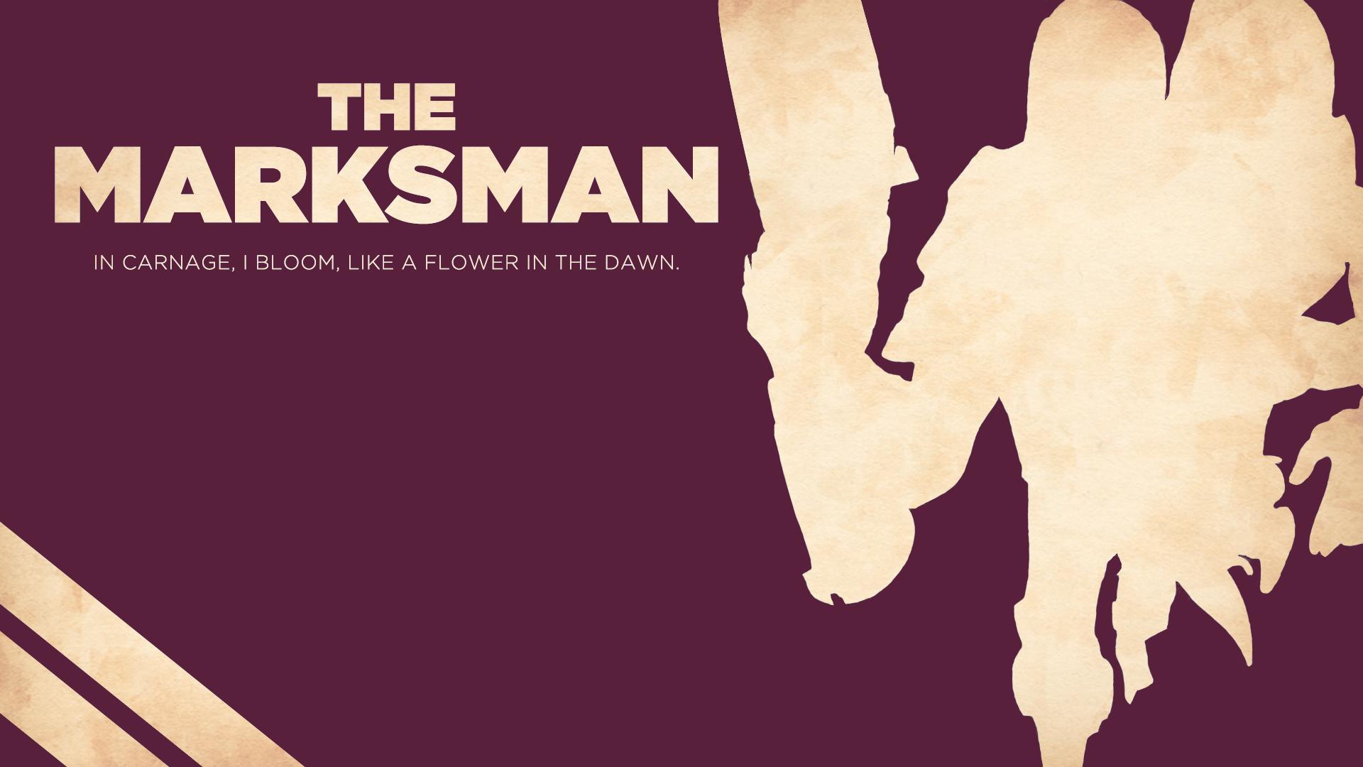 The Marksman - Jhin by Welterz on DeviantArt