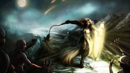 Diablo III Contest by mhpalmer