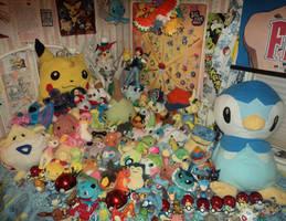 Pokemon Plush Collection by Spufflez