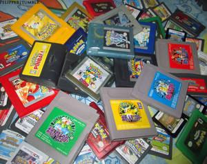 Pokemon Handheld Video Games