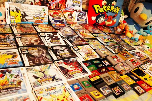 Pocket Monsters Video Games