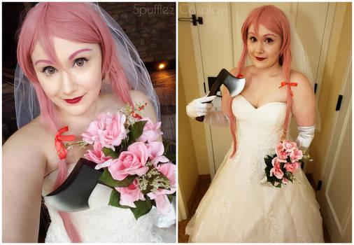 Wedding Yuno Gasai (Mirai Nikki)