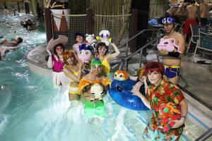 Digimon - A Waterpark Adventure