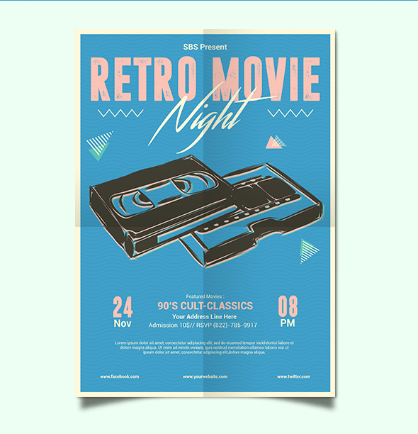 Movie night flyer template by yudha sbs on deviantart movie night flyer template by yudha sbs maxwellsz