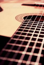 Guitar IV by anggiyulviana