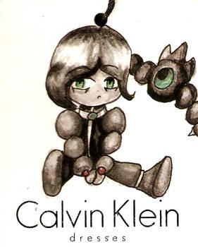 ((Calvin Klein))