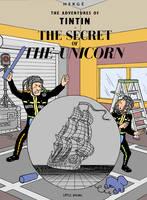 Tintin: The CG of the Unicorn by SamSaxton