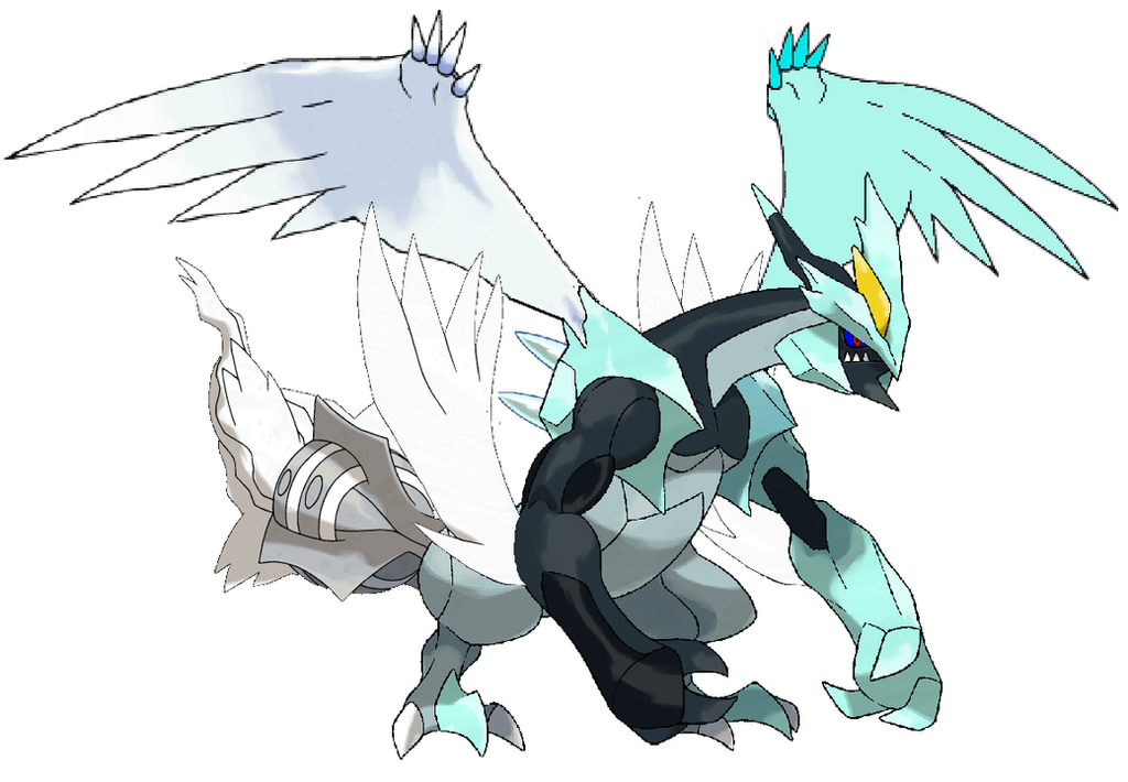 Zekrom kyurem and reshiram combined V2 by sonicmaker1999Zekrom Reshiram And Kyurem Combined