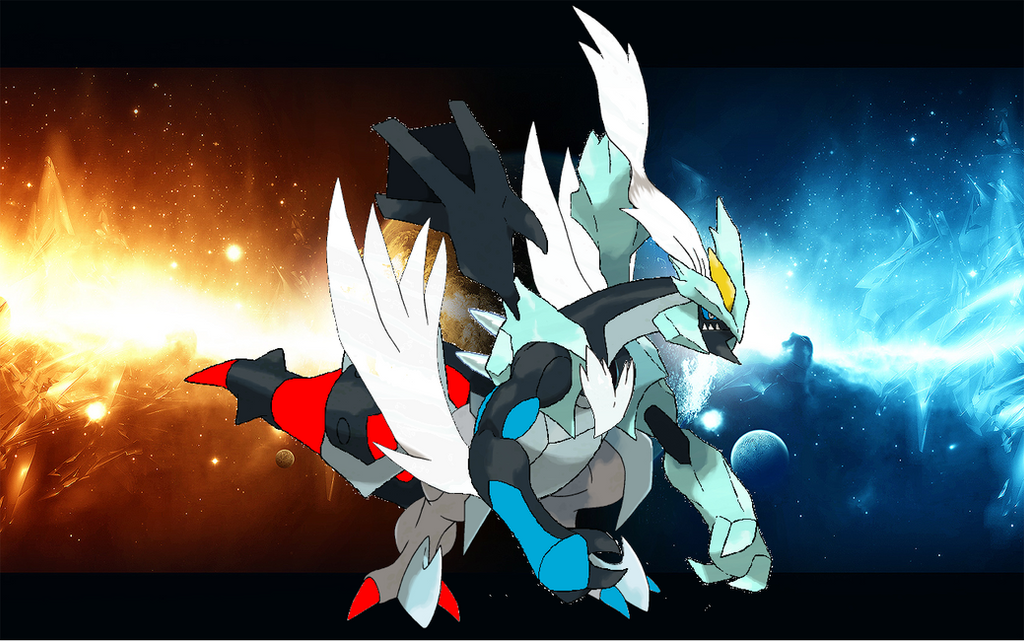 zekrom reshiram combined - photo #11