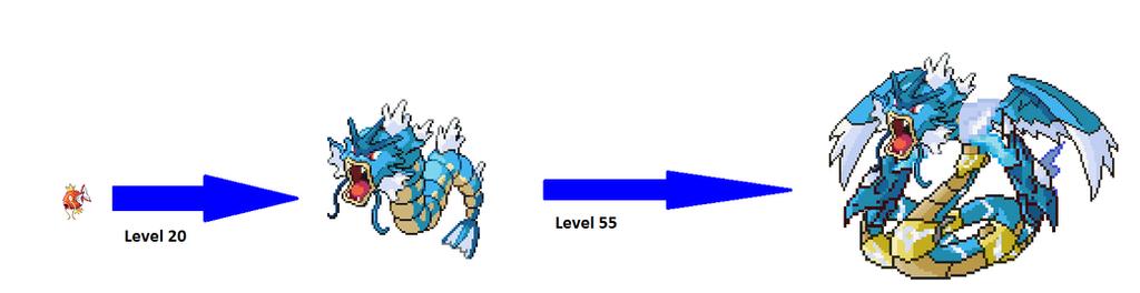 Magikarp Evolution