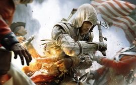 Assassins Creed Iii Game-wallpapers by talha122