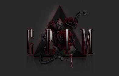 Grim Logo by ZeeeClown