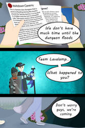 Lucky's Travels Chapter 1 Page 6