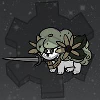 Swordtember 1: Shadow