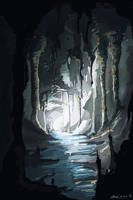 Cave by antlead