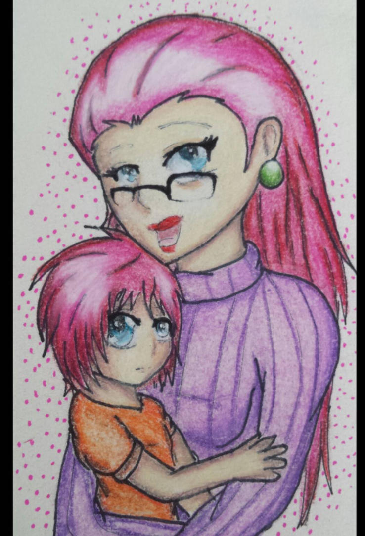 Jessie and Jackson by TheDaughterOfLink