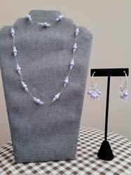 Lilac Pearl Set by Narifia