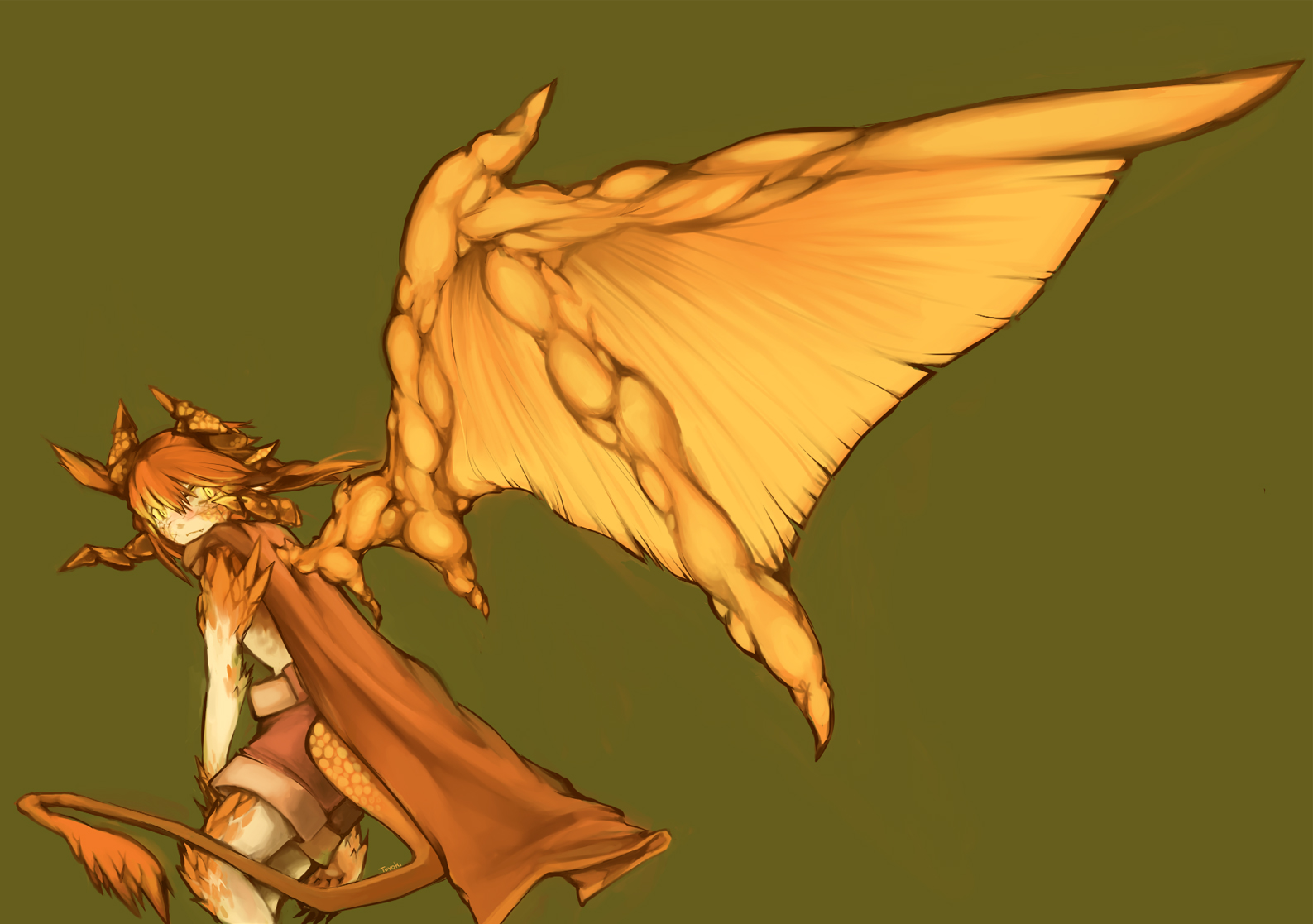 Dragon boy by tuyoki on deviantart - Anime boy dragon ...