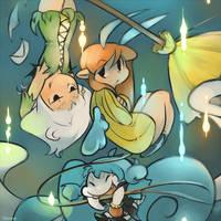 Trio by Tuyoki