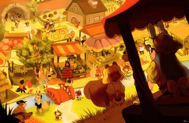 Festival by Tuyoki