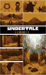 Undertale DEMO by Tuyoki