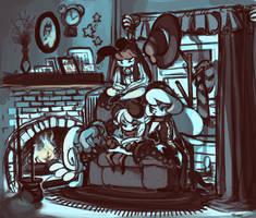 Storytellin by Tuyoki