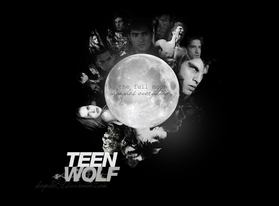 Teen Wolf Wallpaper by kayelle89 on