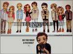 Teen Wolf Cast Kibi Version