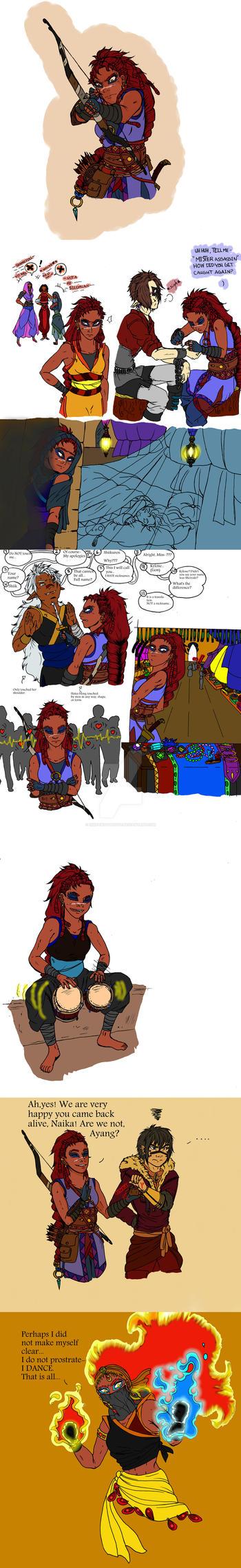 Who is Kylone??? by InkPawStudio777