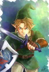 Link (again...) by Sango94