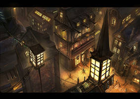 City of Ember by GremlinCat