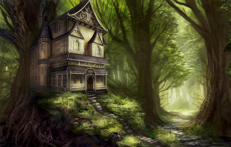 Woodhouse by GremlinCat